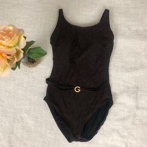 Gottex One Piece Swimsuit Sz L